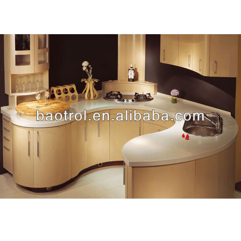 China fabricante de muebles para el hogar hanex superficie - Fabricante de muebles de cocina ...