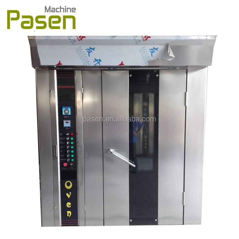 Commercial electric rotary bakery oven for mini cake bread / Industrial commercial rotary oven for bakery