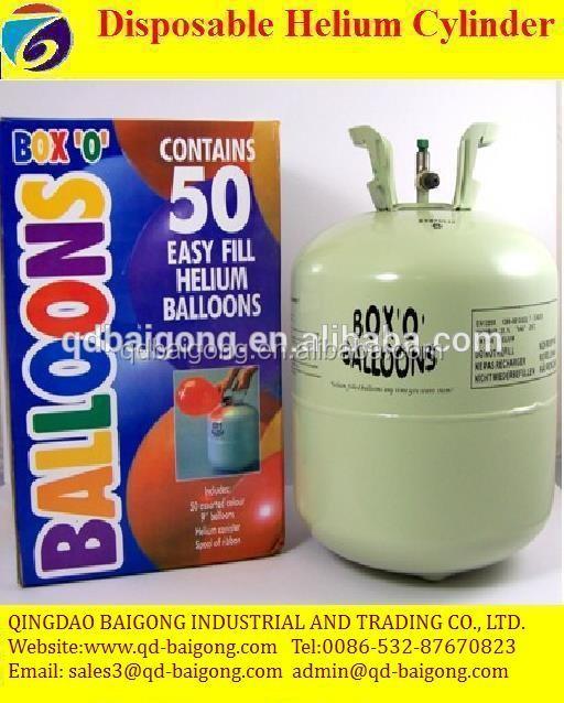 Celebraci n utilizar alta presi n cilindro de gas helio - Gas helio para globos precio ...