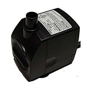 Jebao 388LV Fountain Pump (198GPH) Indoor Pump