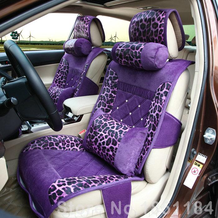 Online Kaufen Gro 223 Handel Auto Sitzbezug Set Lila Aus China
