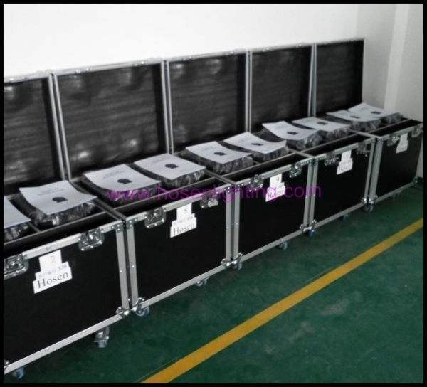 LED Beam Moving Head Unlimited Flexible Rotation Matrix Panel