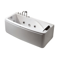 FICO deep cast iron bathtub FC-2316