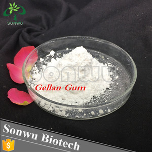 Competitive Food additives Gellan Gum price