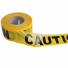 PE warning barricade tape caution tape
