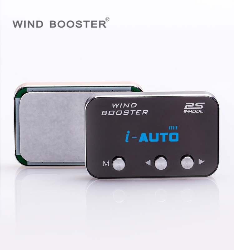 Windbooster car remote booster Basic amplifier drive by wire kelly controller throttle controller response to BMWX5