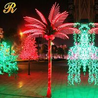 Alibaba express artificial palm trees sale
