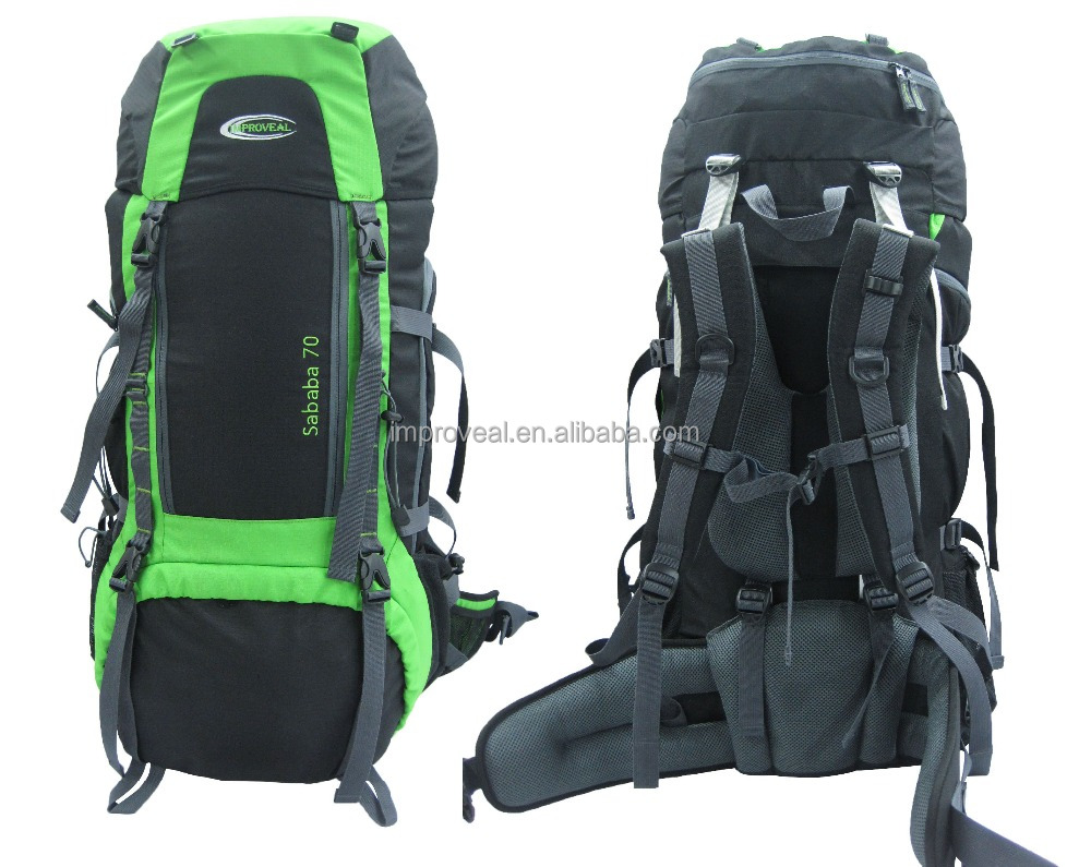 2018 Outdoor Camping Trekking Backpack 70L