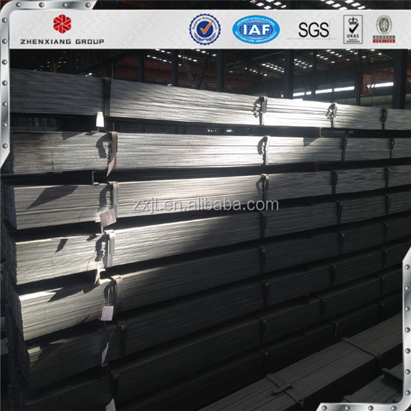 Q235 SS400 A36 Q345 flat steel used in stair handrail buying from china