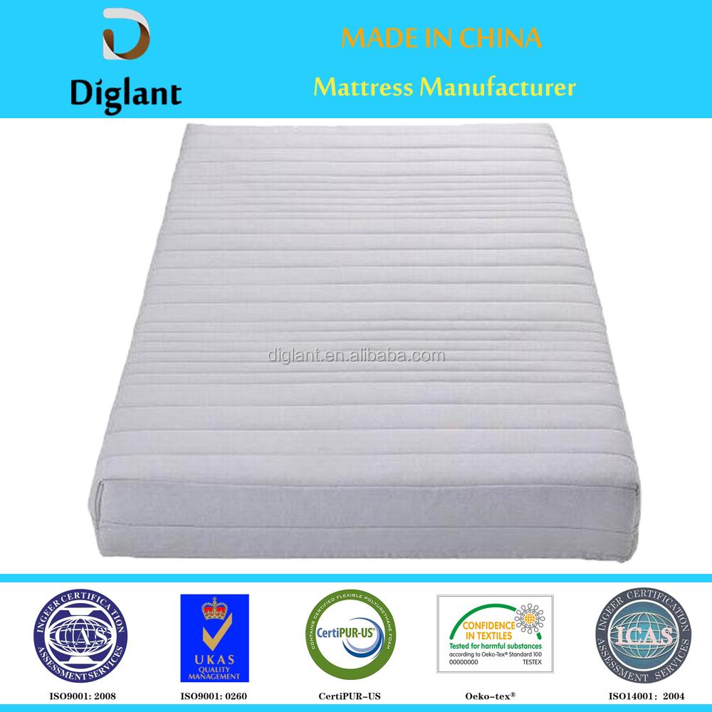 Soft Memory Foam Mattress Topper 2 Inch Gel King Size Plush Bed