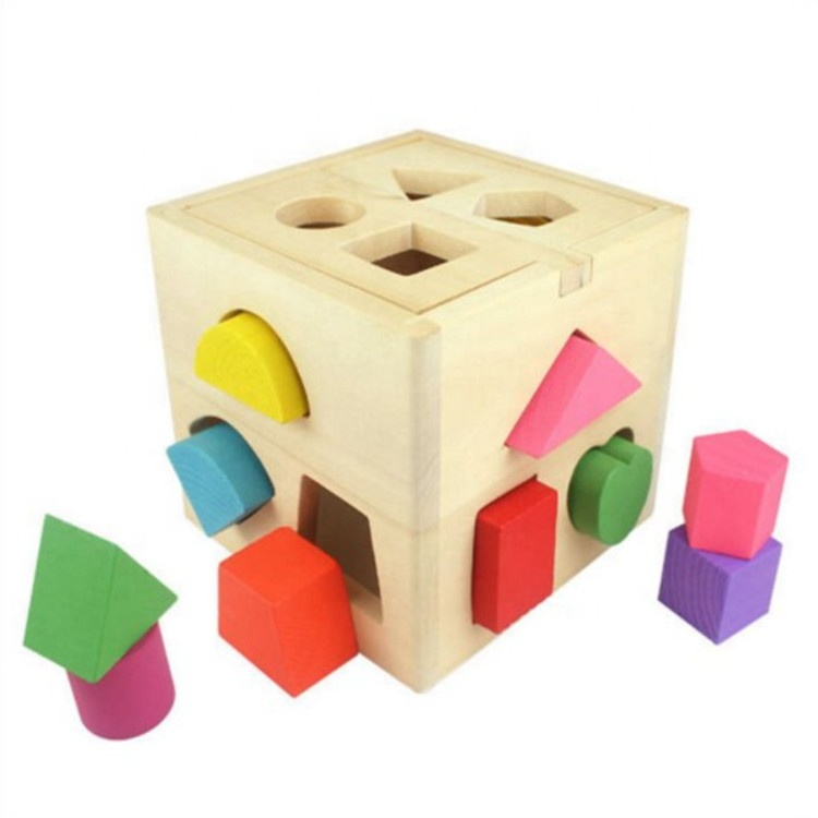 Hot Sale Early Education Toy Children Eco Friendly Puzzle Toy With Wood