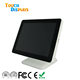 Wifi digital photo frame white board website alibaba core i3 15 inch all in one touch screen pos