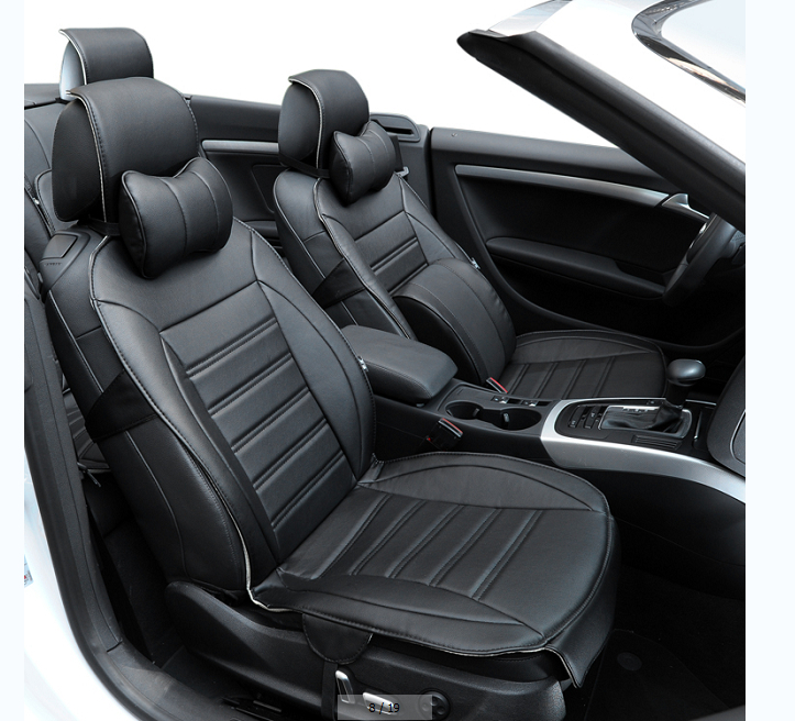 Free Shipping Fiber Leather Car Seat Cover For Chevrolet