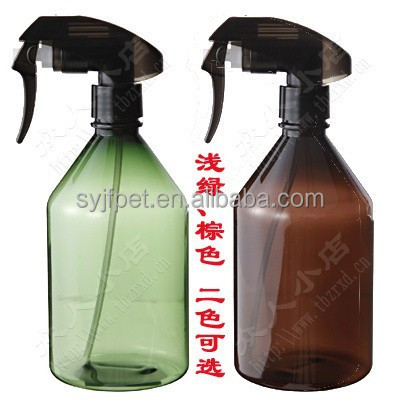 PET <strong>spray</strong> refill bottle 250ml and 500ml