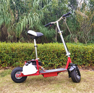 2 stroke 49cc mini Petrol gas Scooter