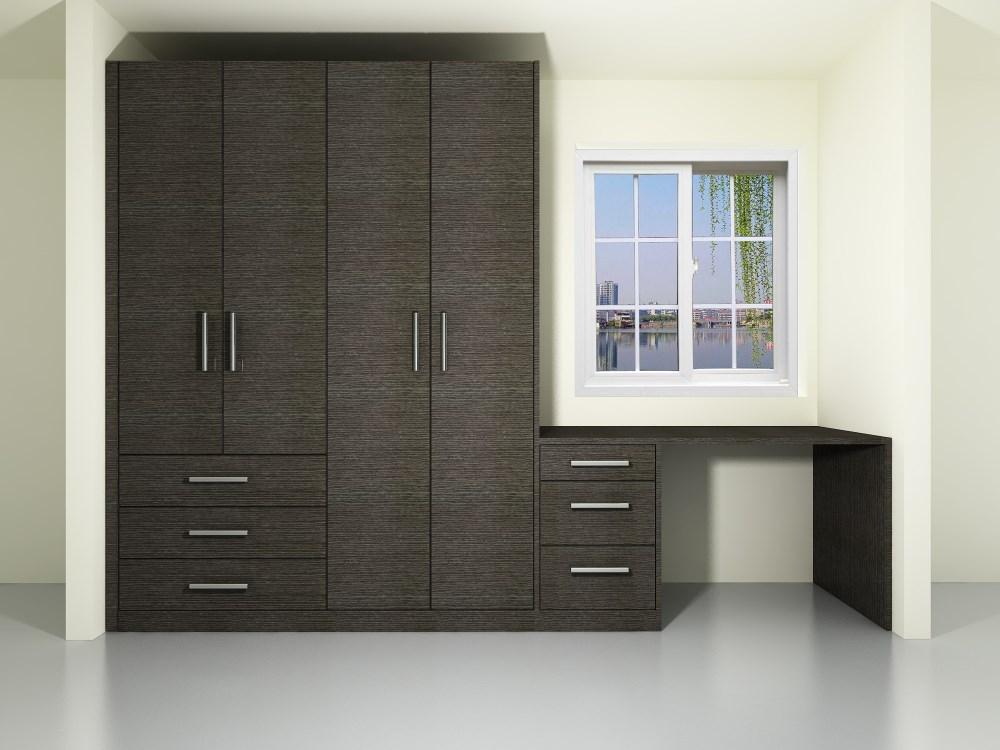 Camera Da Letto Moderna Marrone : Camera da letto moderna bianco e marrone disegni guardaroba buy
