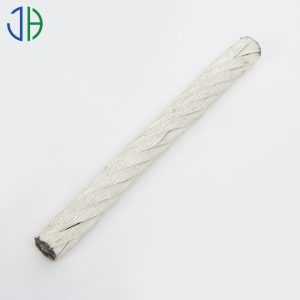 Factory Hot Sale 3 Strand Fishing Rope with Steel Wire Core For Trawling
