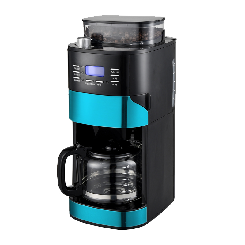 <strong>Drip</strong> <strong>Coffee</strong> <strong>Maker</strong> With Grinder And Keep Warm Function