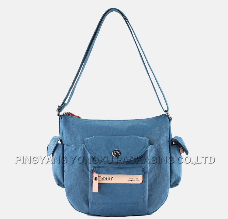 Women Nylon Polyester Waterproof Sling Bag Ladies Sling Bag Women ...