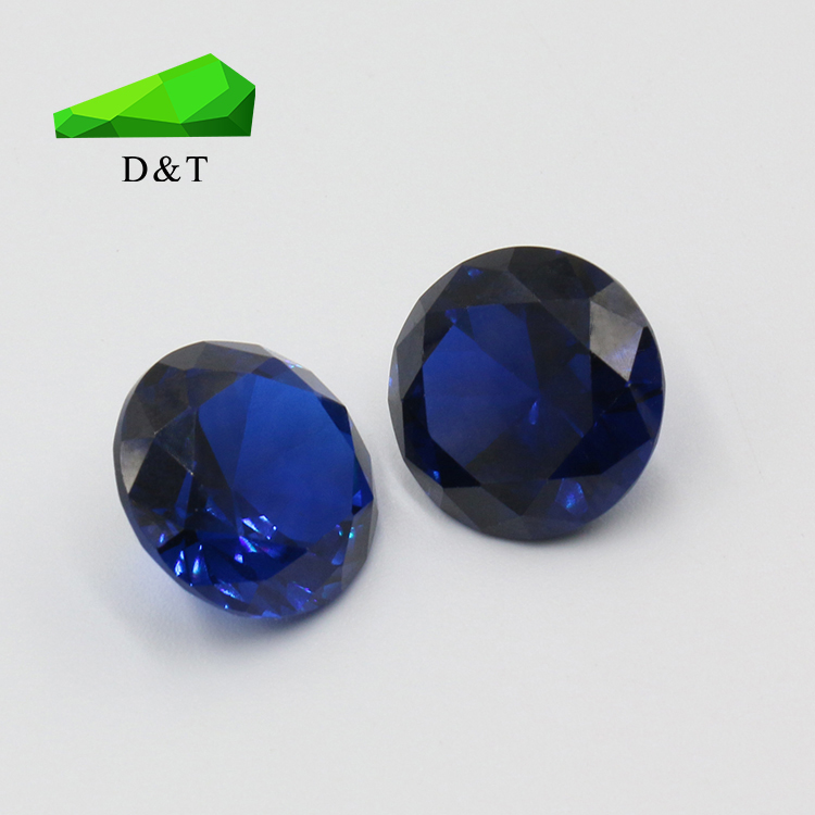 5.0mm x 3.0mm Emerald Cut Loose Blue Topaz
