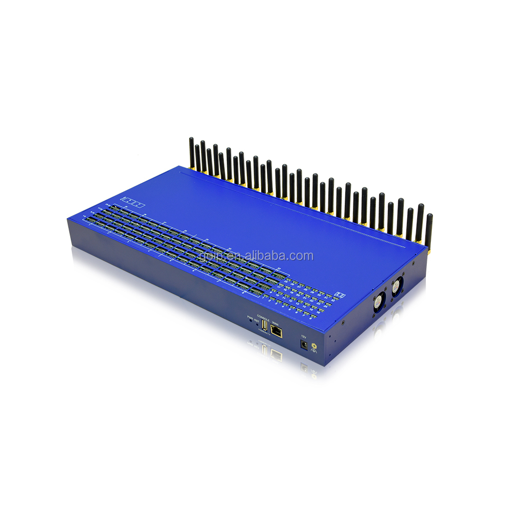 15% discount support human behavior function 32 port 256 4g lte voip gateway in india