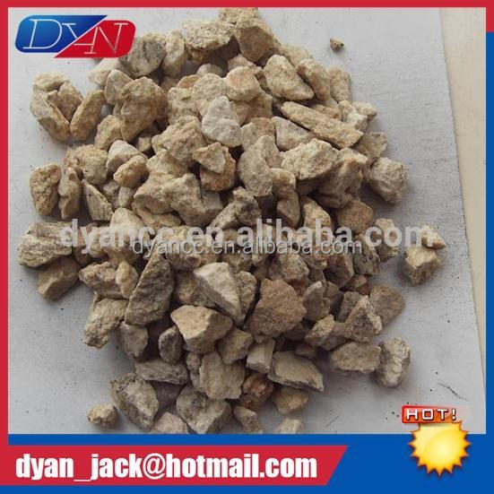 DYAN Medical stone bal filter media Natural maifanite 2-4mm Medical Stone