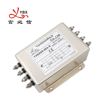 7 5kw 250/440v Yx92g5 40a Ups 3 Phase 4 Line Noise Suppress Filter - Buy  Ups Filter,Ups 3 Phase 4 Line Filter,Ups 3 Phase 4 Line Noise Filter  Product