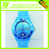 Advertising Printing Logo Silicone LED Watch