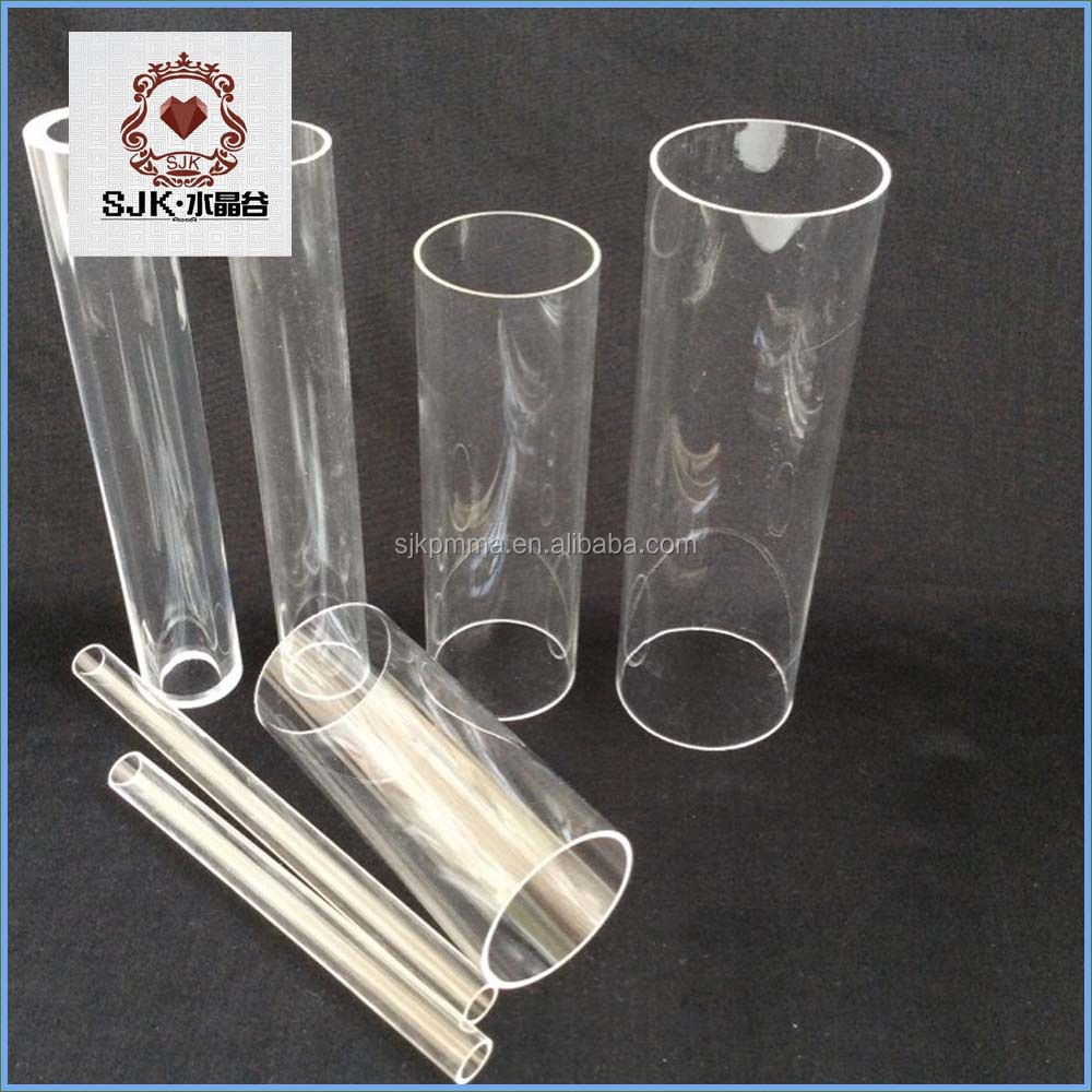 Clear transparent square pvc pipe buy square plastic for Buy plastic pipe