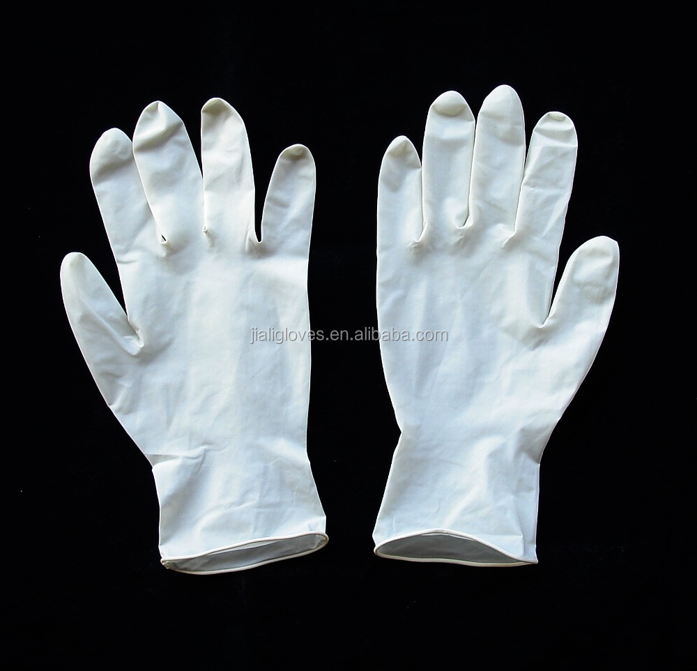 General Medical Supplies Type and Medical Polymer Materials & Products Properties cheap latex gloves