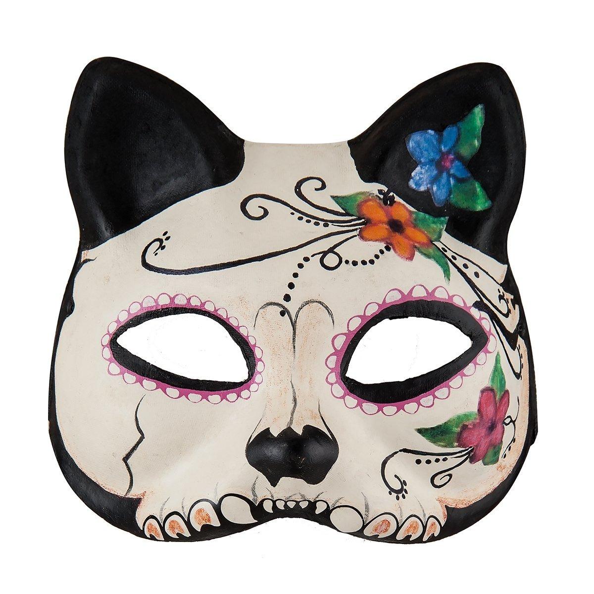 Картинки масок кошек