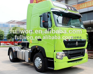 China brand high quality New HOWO 440hp 4x2 trailer truck/ tractor head truck