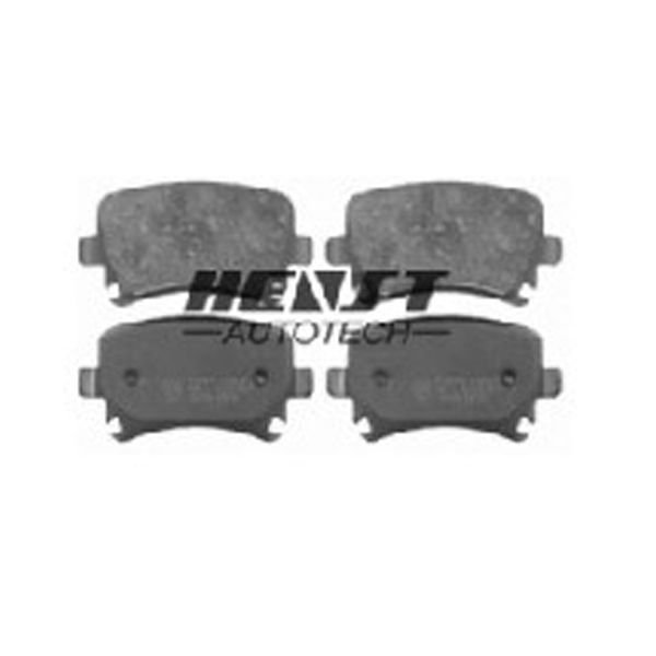 Brake Pad 1k0 698 451 D For Audi A3/a4/a6/vw Golf V/jetta Iii ...