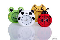 2015 OEM fashion bluetooth speaker alarm clock Silicone Table Clock