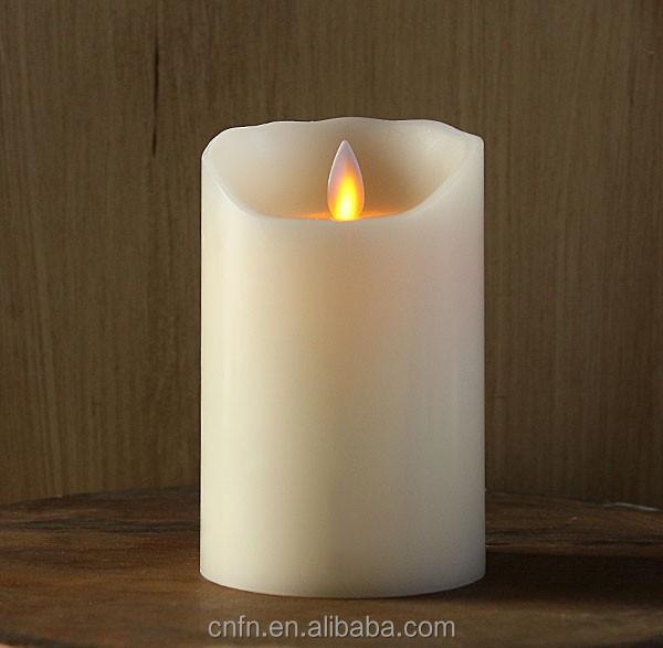 flamme vacillante led bougies de cire led paraffine scintillement led pilier bougies bougie id. Black Bedroom Furniture Sets. Home Design Ideas