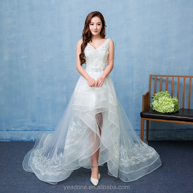 Buy Cheap China black and white short wedding dresses Products, Find ...
