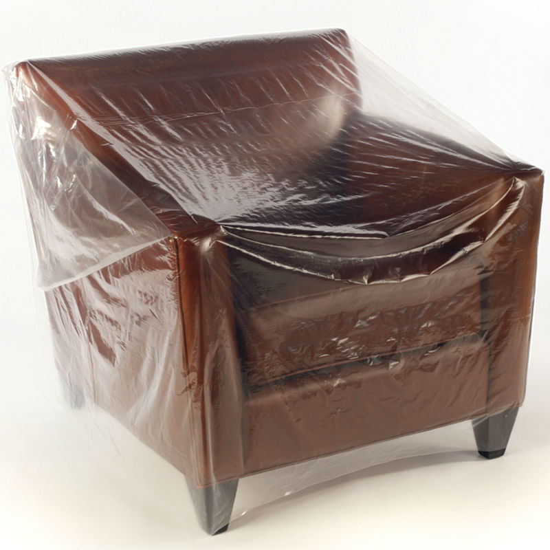 Various Size Clear Plastic Furniture Cover