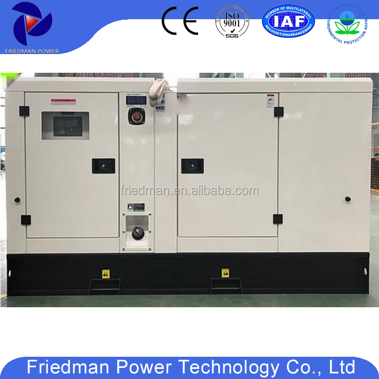 Brand power Diesel Generator with Pks & cum-mins engines Supersilent generator set