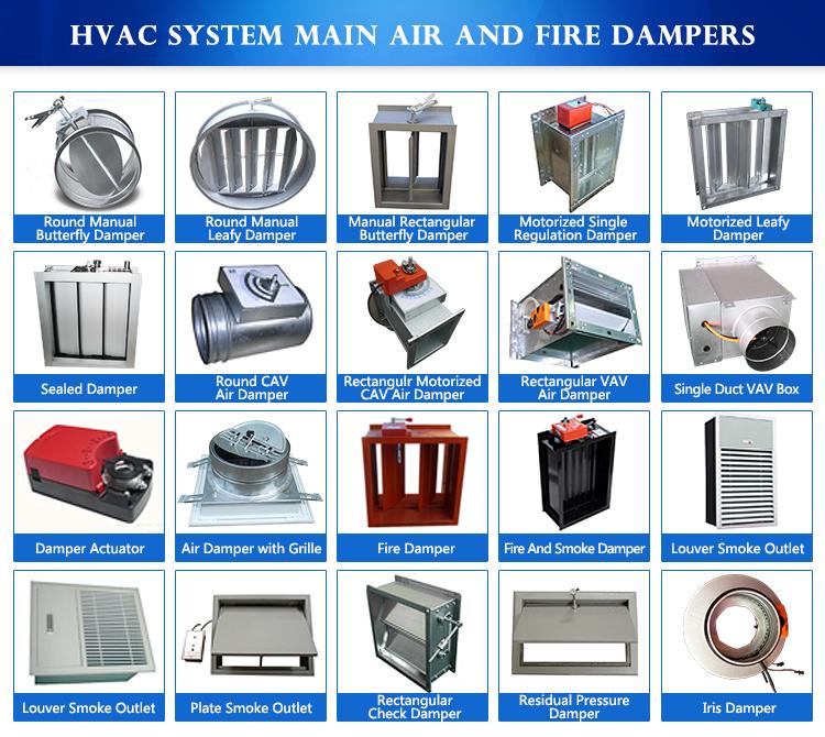 Air Conditioner Fire Damper Actuator - Coowor com