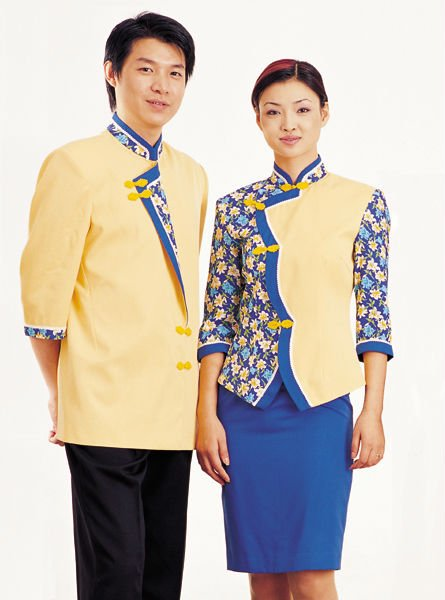 Hot Selled 3 Star Hotel Management Staff Uniform Buy Hotel