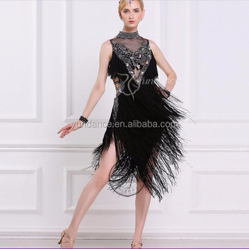 eb25f44085ca Tailor Made Dance Sports Costume For Latin Dress L-16185 - Buy Dance ...