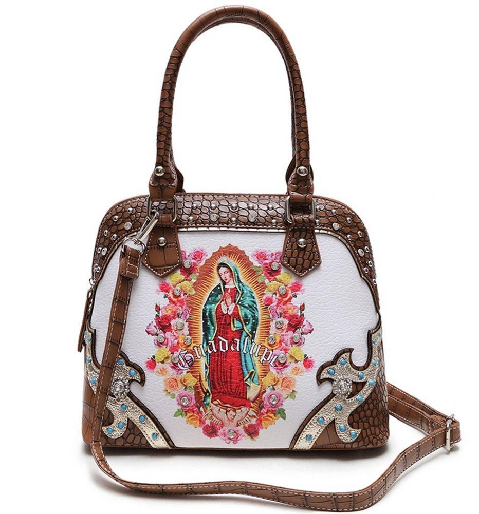 Blancho Bedding Womens [Kind Heart] PU Leather Shoulder Bag Elegant Purse