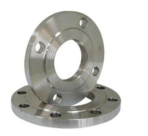 Custom high precision non-standard steel pipe fitting flange bearing flange