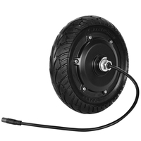 Electric Scooter Brushless Hub Motor and wheel set RZ01