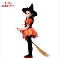 2018 hot new products kids costume halloween halloween costume kids girls halloween costume dress made in guangdong