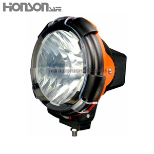"70W 100W 7"" round Auto Car Accessories Xenon Off road HID Flood Beam work Head Light Driving Light for SUV"