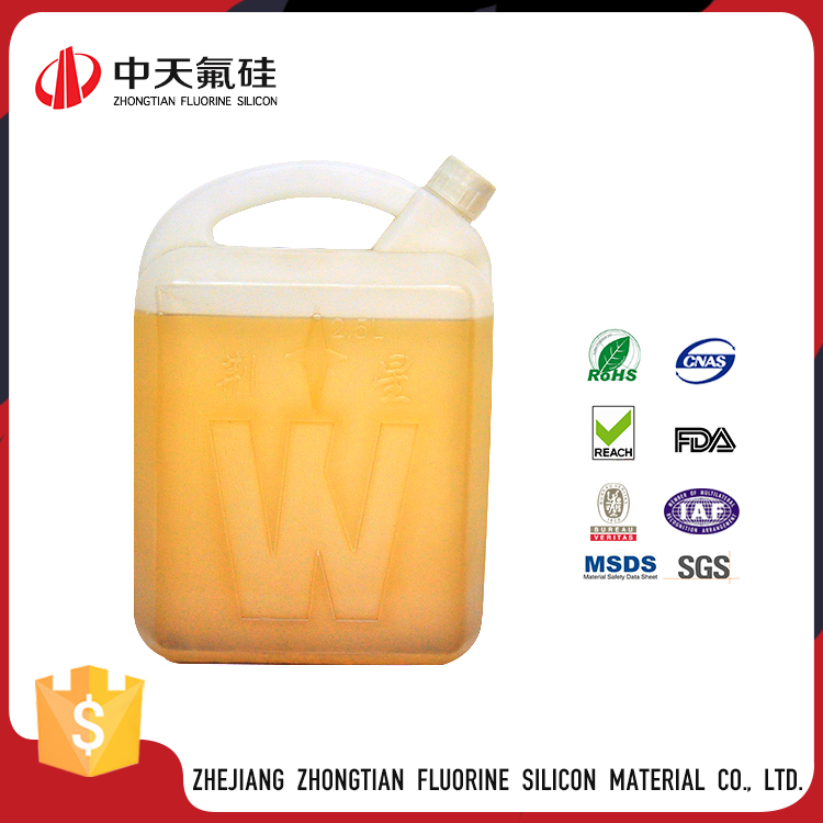New Design Density Antifoam Hydroxy Silicone Oil