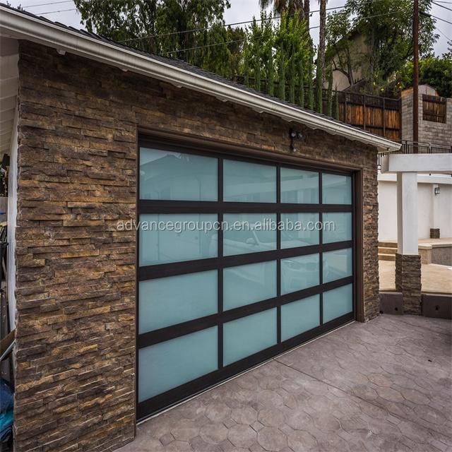 China Commercial Transparent Garage Door Wholesale Alibaba