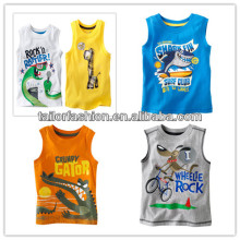 wholesale graphic printing kids children toddler baby boy 100 cotton interlock knit short t - Printing With Children