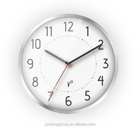 World Time Zone Wall Clock,Battery Powered Wall Clock For Gift